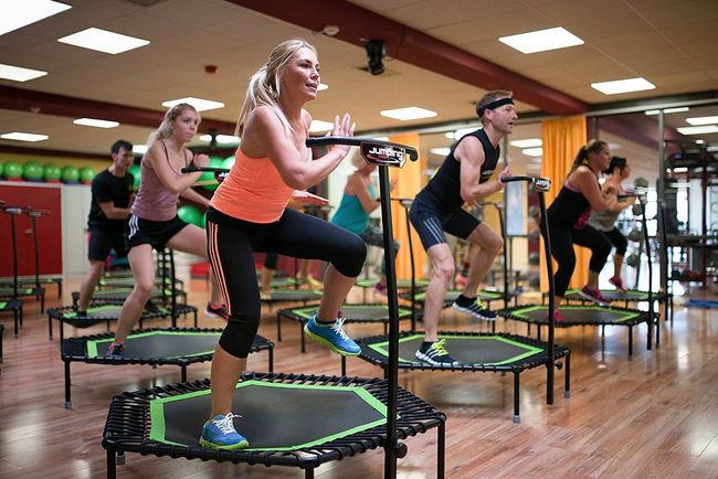 Что такое джампинг фитнес