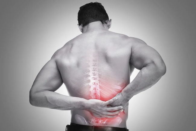 Боли в спине после батута