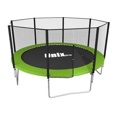 Батут Unix Line Simple 10 ft Green (outside) TRSI10OUTG