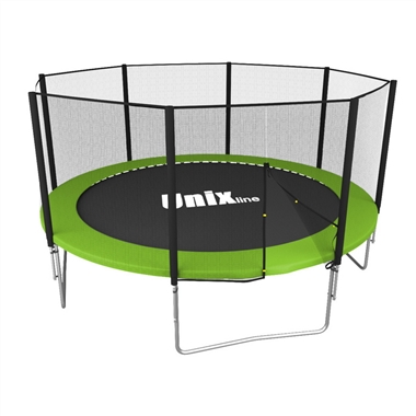 Батут Unix line Simple 10 ft Green (outside) TRSI10OUTG